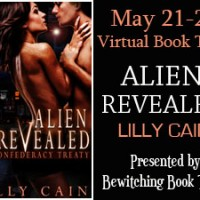Review – ALIEN REVEALED by Lilly Cain