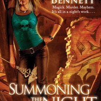 New Review – SUMMONING THE NIGHT by Jenn Bennett