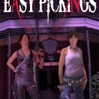 New Review – EASY PICKINGS (Novella) by Faith Hunter and C.E. Murphy