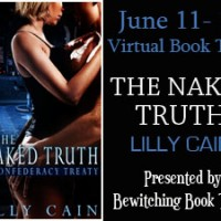 The Naked Truth Blog Tour – Interview with Lilly Cain