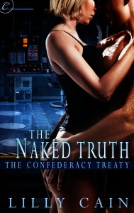 Review – THE NAKED TRUTH by Lilly Cain