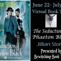 Excerpt & Giveaway – THE SEDUCTION OF PHAETON BLACK by Jillian Stone