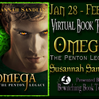 Review & Giveaway – OMEGA by Susannah Sandlin