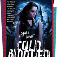 Cover Reveal – COLD BLOODED by Amanda Carlson