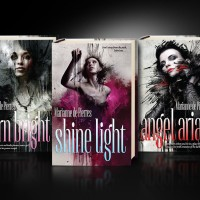 Cover Reveal – The Night Creatures Series by Marianne de Pierres