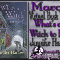 Guest Post & Giveaway – JENNIFER HARLOW & Witchcraft