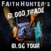 Excerpt & Giveaway – BLOOD TRADE (Jane Yellowrock #6) by Faith Hunter
