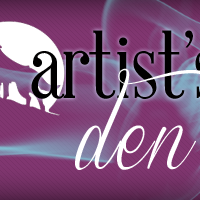The Artist's Den Featuring JULIE DILLON (+ Giveaway!)