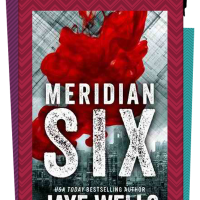 Release Day Promo and Giveaway! – MERIDIAN SIX by Jaye Wells