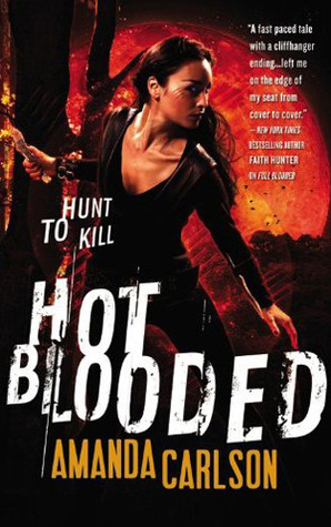 ARC Review – Hot Blooded by Amanda Carlson