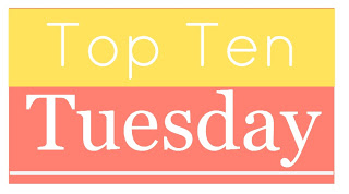 Top Ten Tuesday – Top 10 Books I've Read This Year