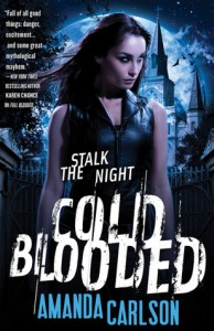 ARC Review – Cold Blooded by Amanda Carlson
