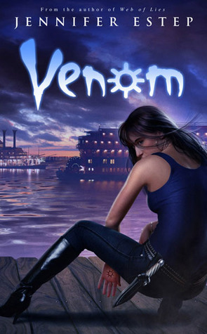 Two Blogs and a Book – Braine and I discuss Venom by Jennifer Estep