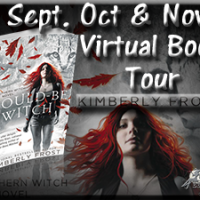 GUEST POST & GIVEAWAY – Kimberly Frost & The Southern Witch Series