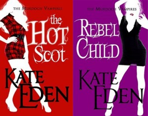 GUEST POST & GIVEAWAY – Kate Eden and The Murdoch Vampires