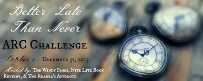 Better Late Than Never ARC Review Challenge – November Update