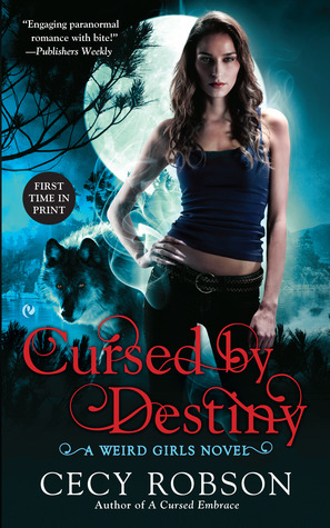 ARC Review & Giveaway – CURSED BY DESTINY by Cecy Robson