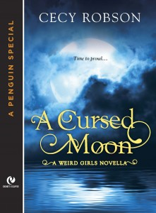 Release Day Spotlight: A CURSED MOON by Cecy Robson