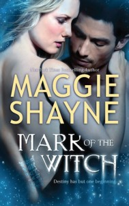 ARC Review – Mark of the Witch by Maggie Shayne