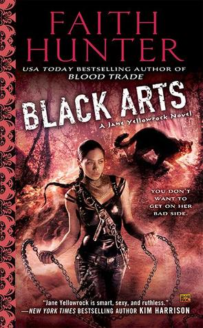 Review – BLACK ARTS by Faith Hunter