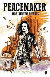 ARC Review – PEACEMAKER by Marianne de Pierres
