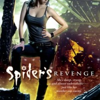 Two Blogs and a Book – SPIDER'S REVENGE by Jennifer Estep (+ Giveaway!)