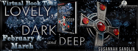 Guest Post & Giveaway – Susannah Sandlin and LOVELY, DARK, and DEEP!
