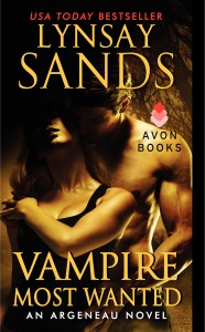She-Wolf Spotlight & Giveaway – VAMPIRE MOST WANTED by Lynsay Sands