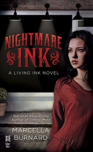 She-Wolf Spotlight & Giveaway – NIGHTMARE INK by Marcella Burnard