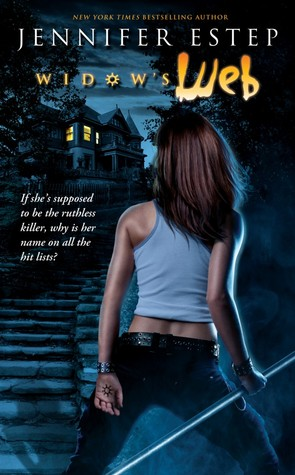 Two Blogs and a Book – Double Review! WIDOW'S WEB & DEADLY STING by Jennifer Estep