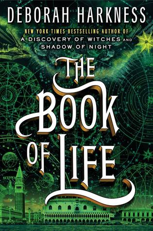 Review & Giveaway- THE BOOK OF LIFE by Deborah Harkness